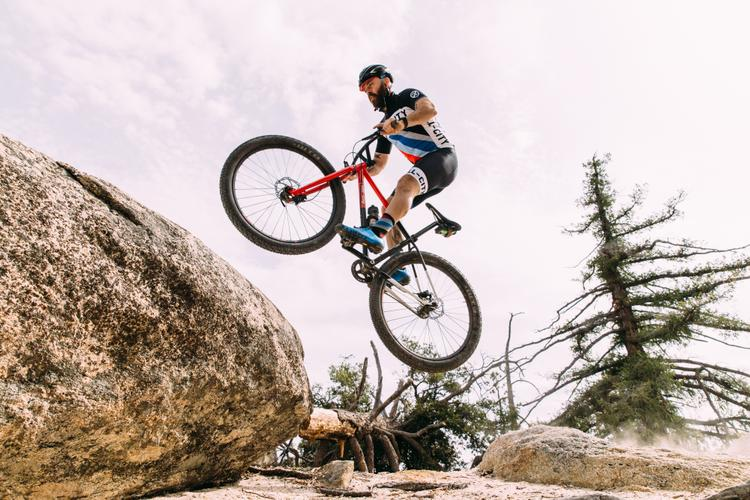 The All-City Log Lady: Sometimes Bikes, Like Men, Jump Up and Say 'HELLO' – Kyle Kelley