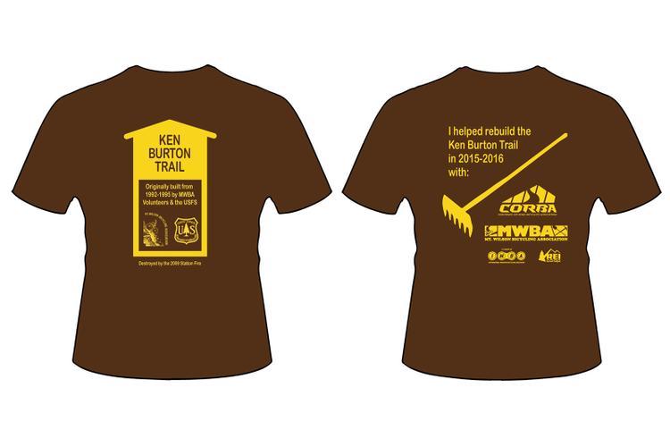 The Last Ken Burton Trail Work Day is Tomorrow!