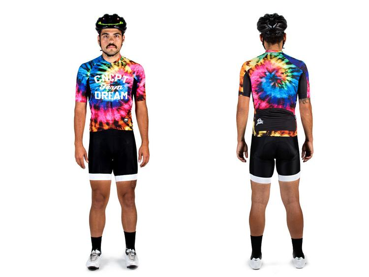 Team Dream for Endo CNCPT Tie Dye Jersey