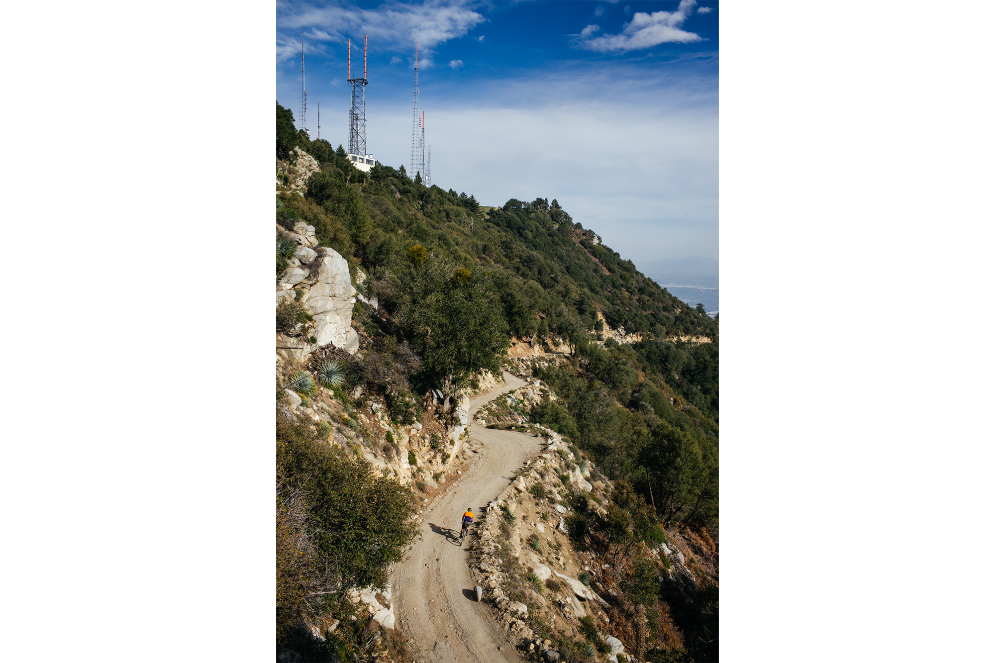 The Lowe Down with Mt Wilson Toll Road