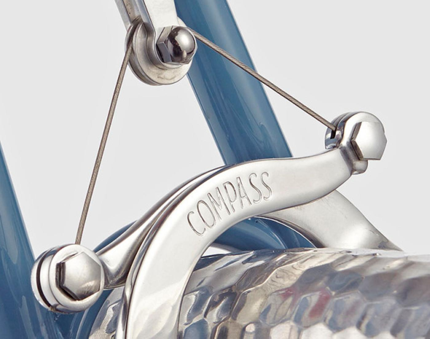 Bicycle Quarterly Knows Straddle Cables