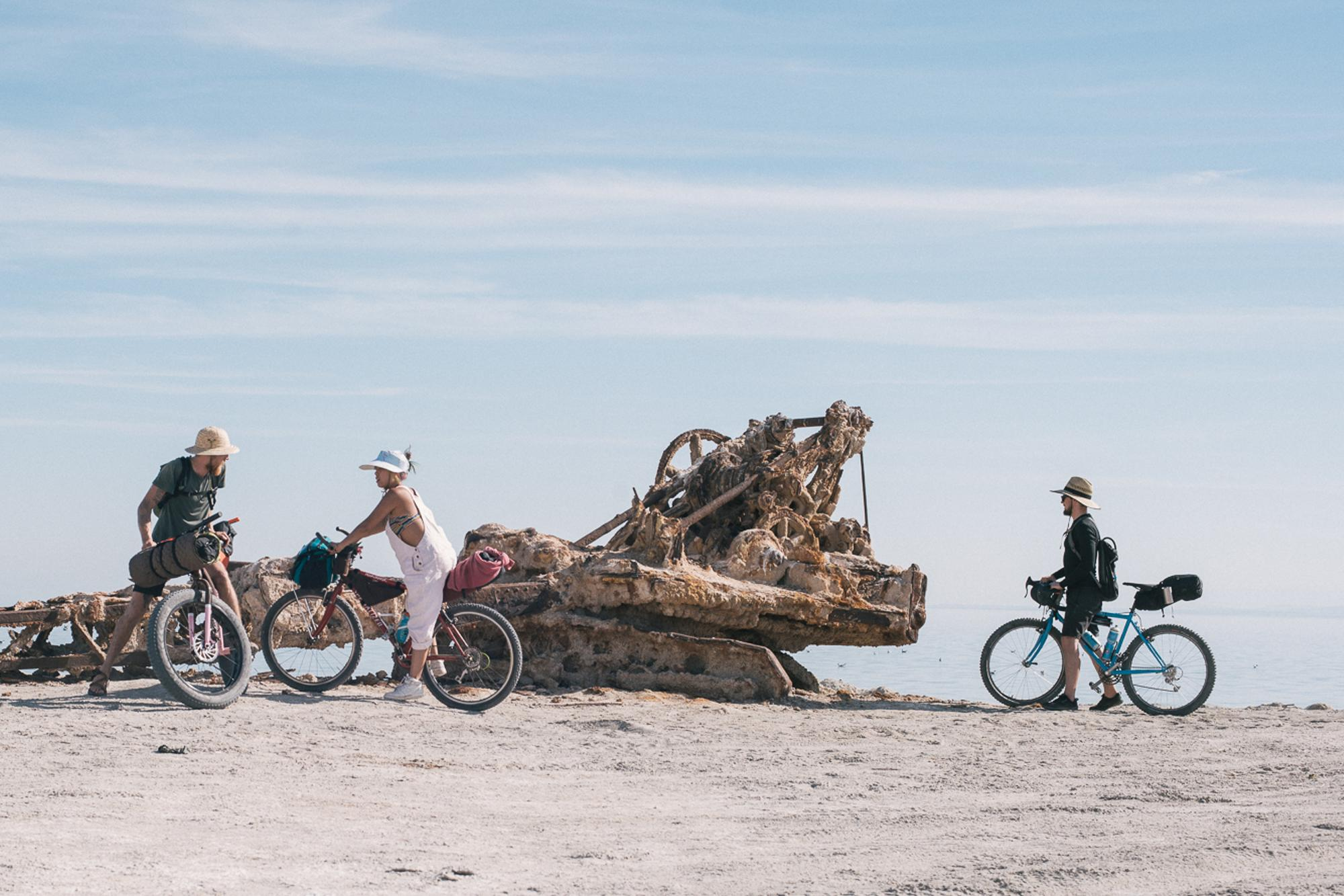 Salton Sea Bikepacking