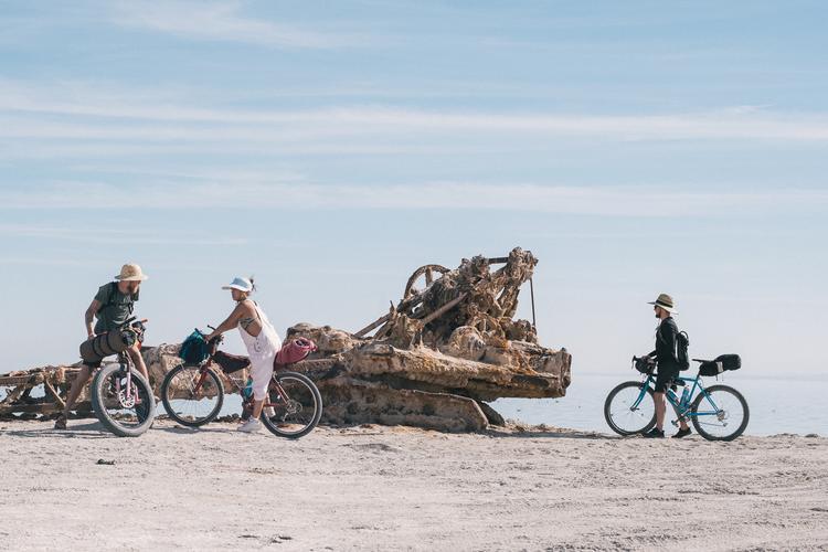 Salton Sea Bikepacking  – Spencer Harding