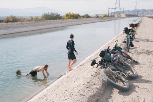 Salton Sea Bikepacking