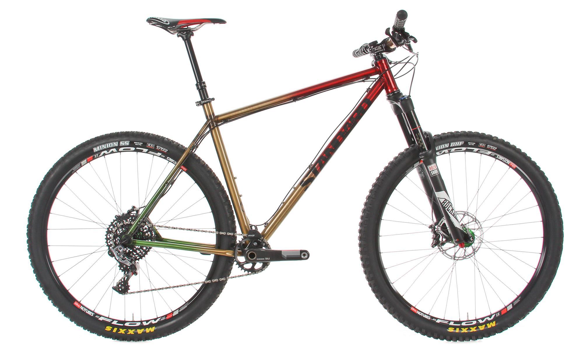 Standard Byke Co Rudeboy Hardtail 29r | The Radavist | A