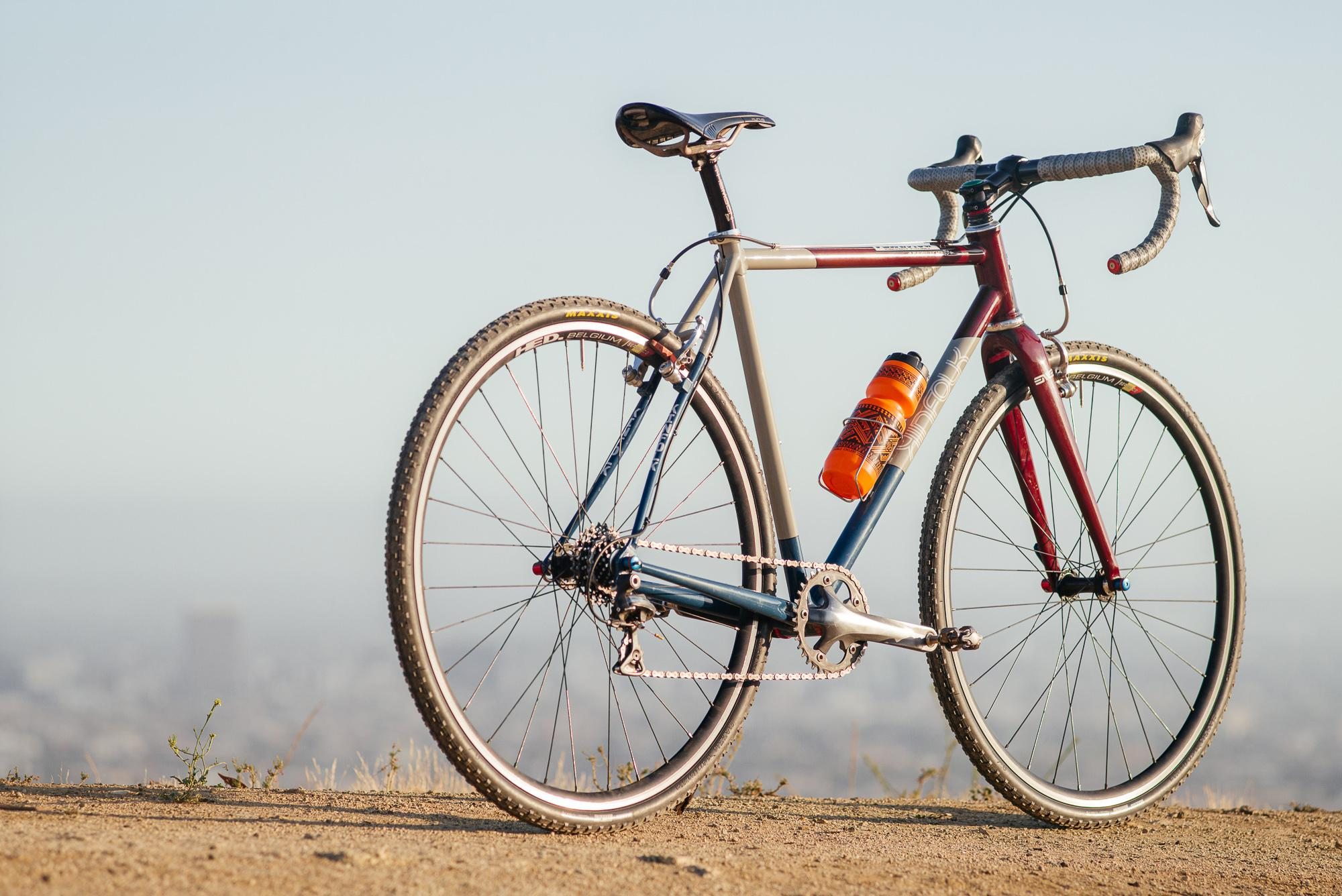 Akira and His Kinfolk 'Cross Bike
