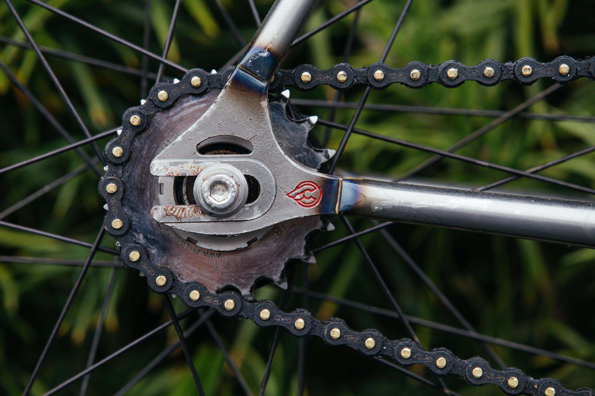 Brian's Cinelli Work Bike
