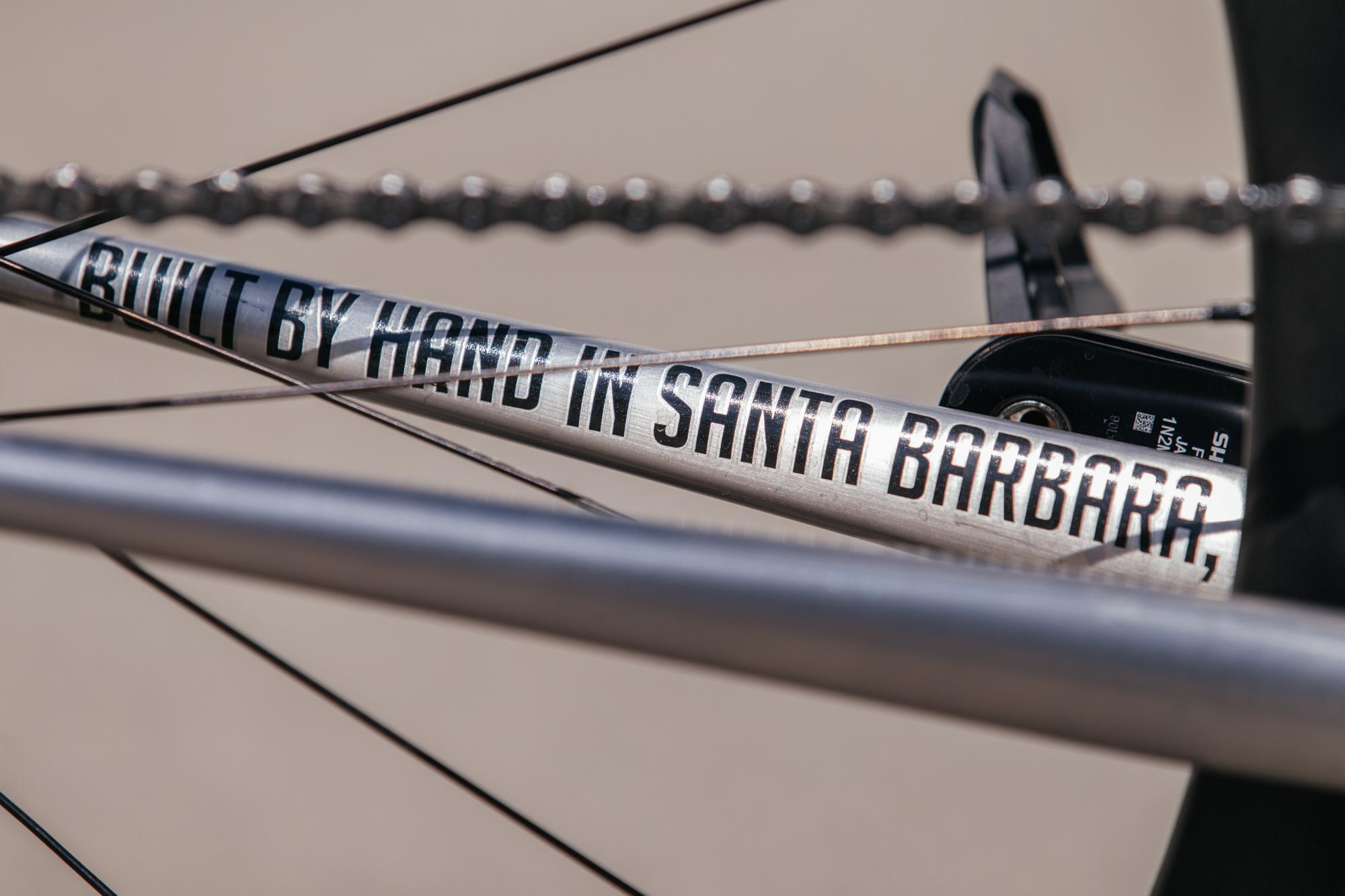 Death Spray StainMorgan's Death Spray Stinner Frameworks Stainless Road