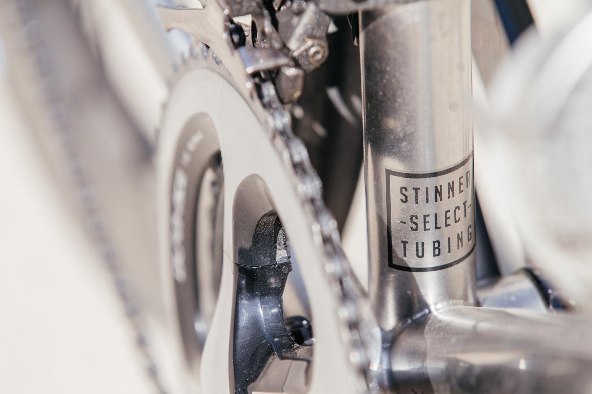 Morgan's Death Spray Stinner Frameworks Stainless Road