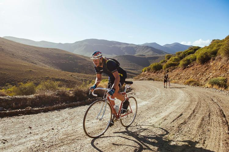 Eroica Rolls to South African Soil – Stan Engelbrecht and Tyrone Bradey