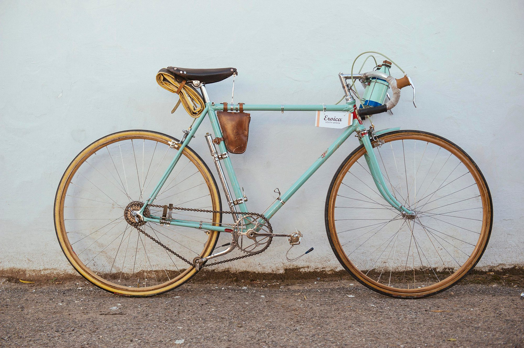 Eroica Rolls to South African Soil
