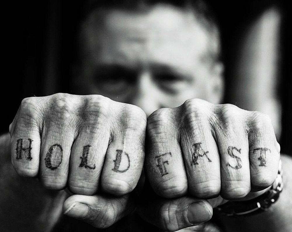 Hold fast for jim brown gloves the radavist for Hold fast tattoo