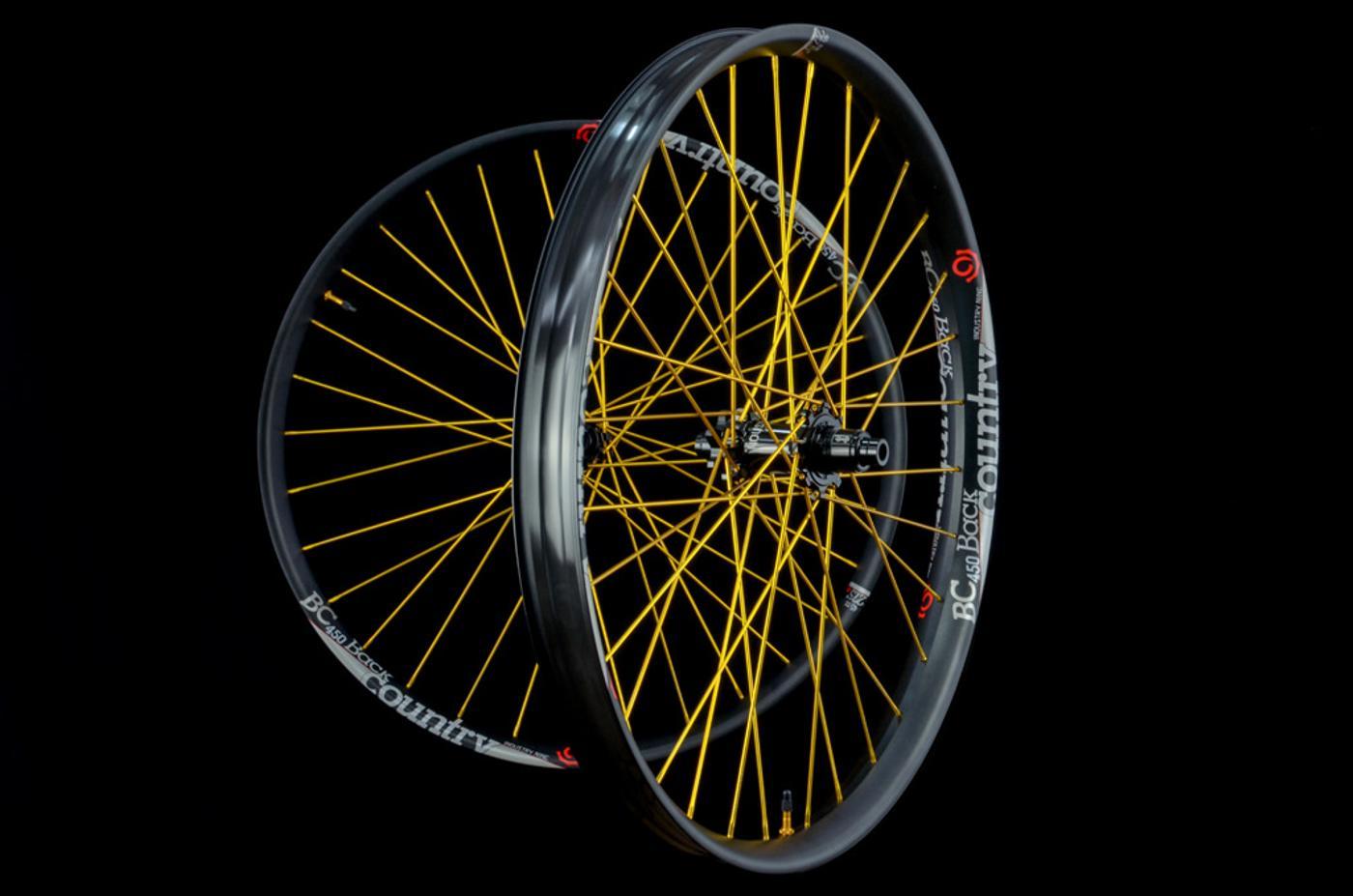 Industry Nine: Backcountry 450 27.5+ or 29+ Wheels