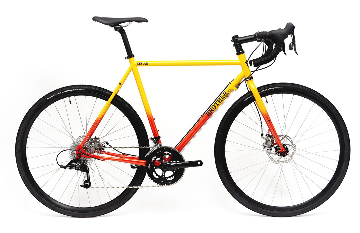 Brother Cycles Kepler Disc Cross