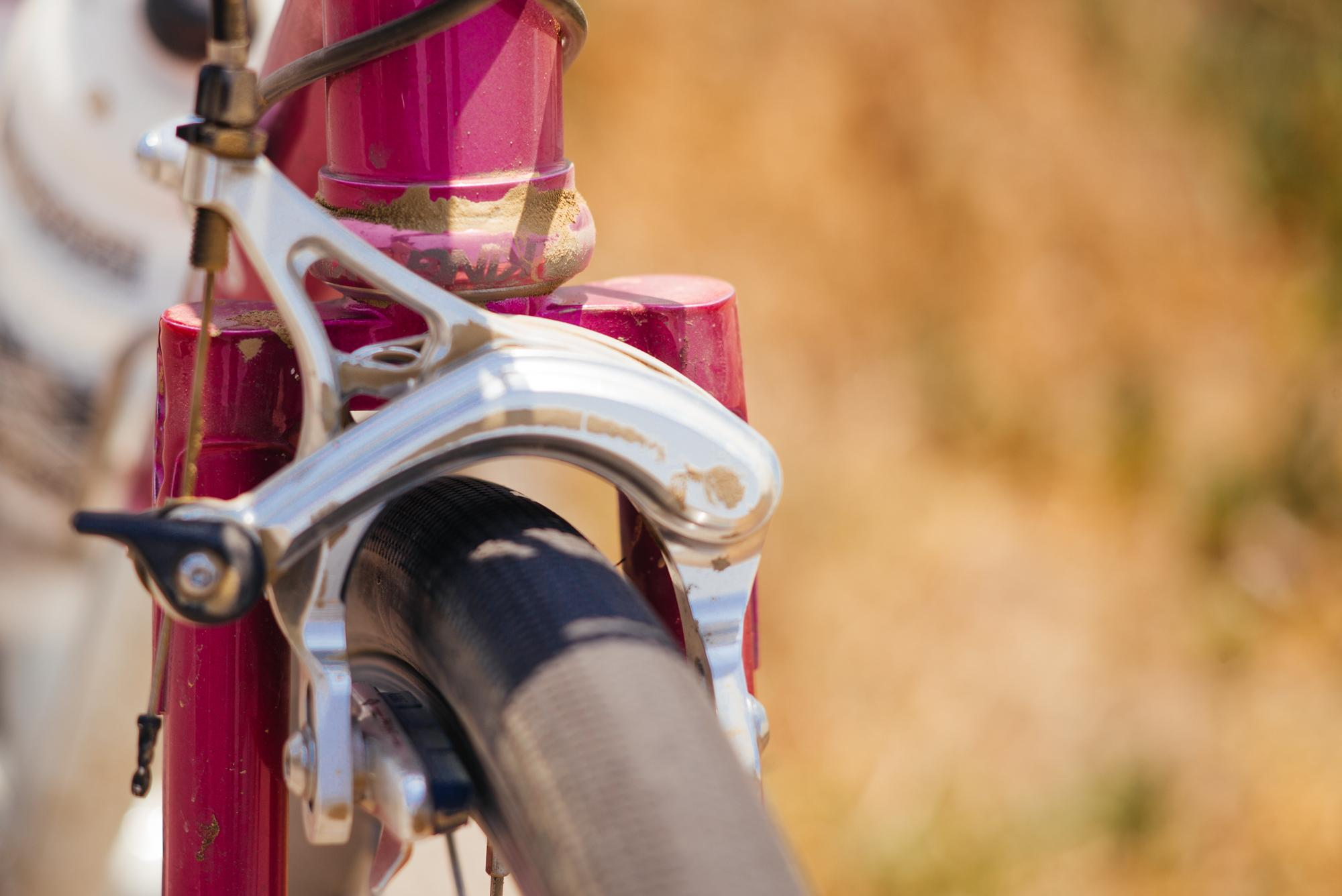 Getting Dirty with Kyle's Campy Athena Mr. Pink Chubby Road on Dirt Mulholland