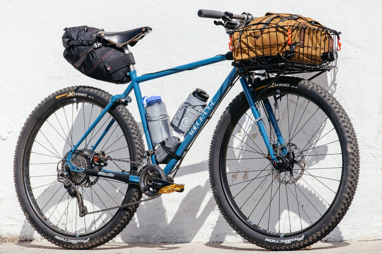 Sport Touring Bicycle