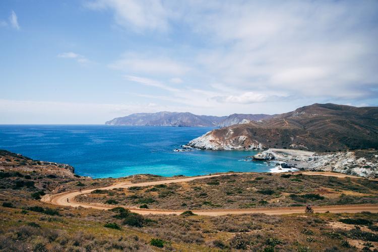 Unpredict Your Wednesday with Topanga Creek on Catalina Island