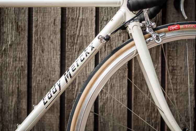 Karen is the Original Owner of This '80s Eddy Merckx –Morgan Taylor