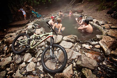 Camaraderie in British Columbia's Selkirk Mountains –Morgan Taylor. Photos by Scott Haraldson.