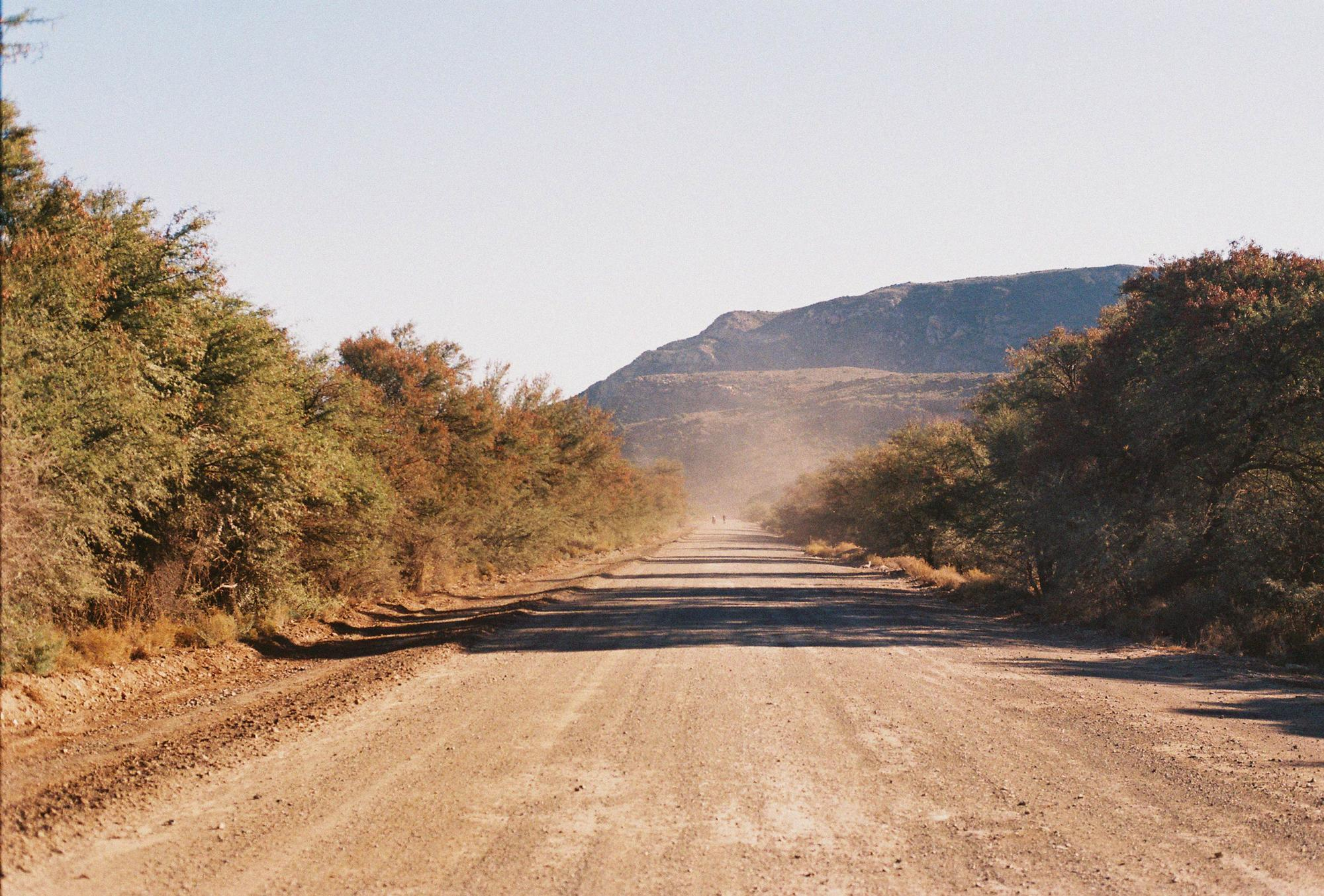 South African Dirt and the Karoobaix