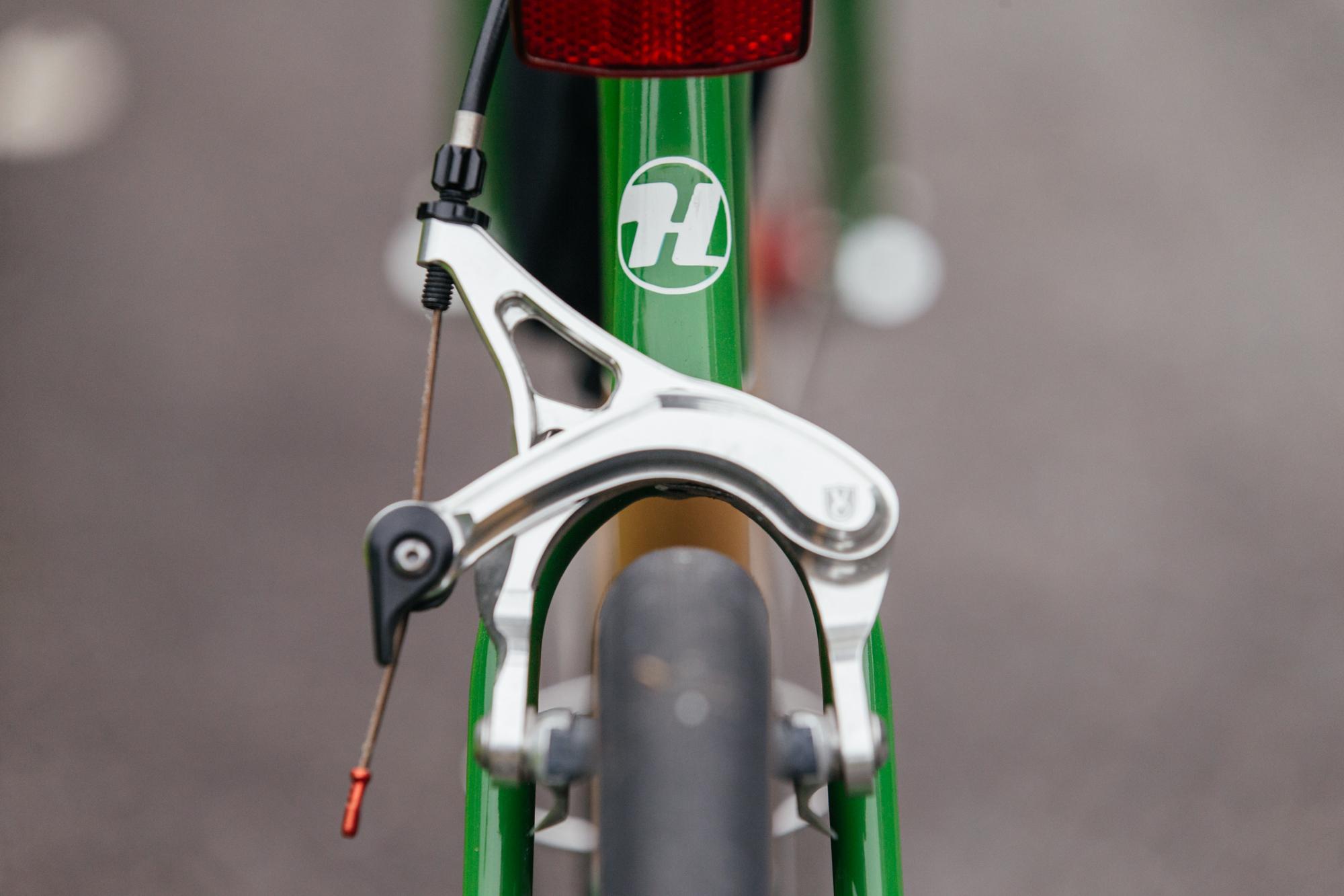 Akiyoshi's Hunter Cycles Road Bike