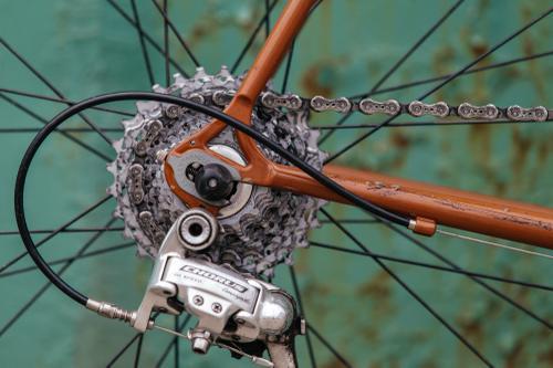 Circles Japan Personal Bike Show: Chris King's Own Cielo