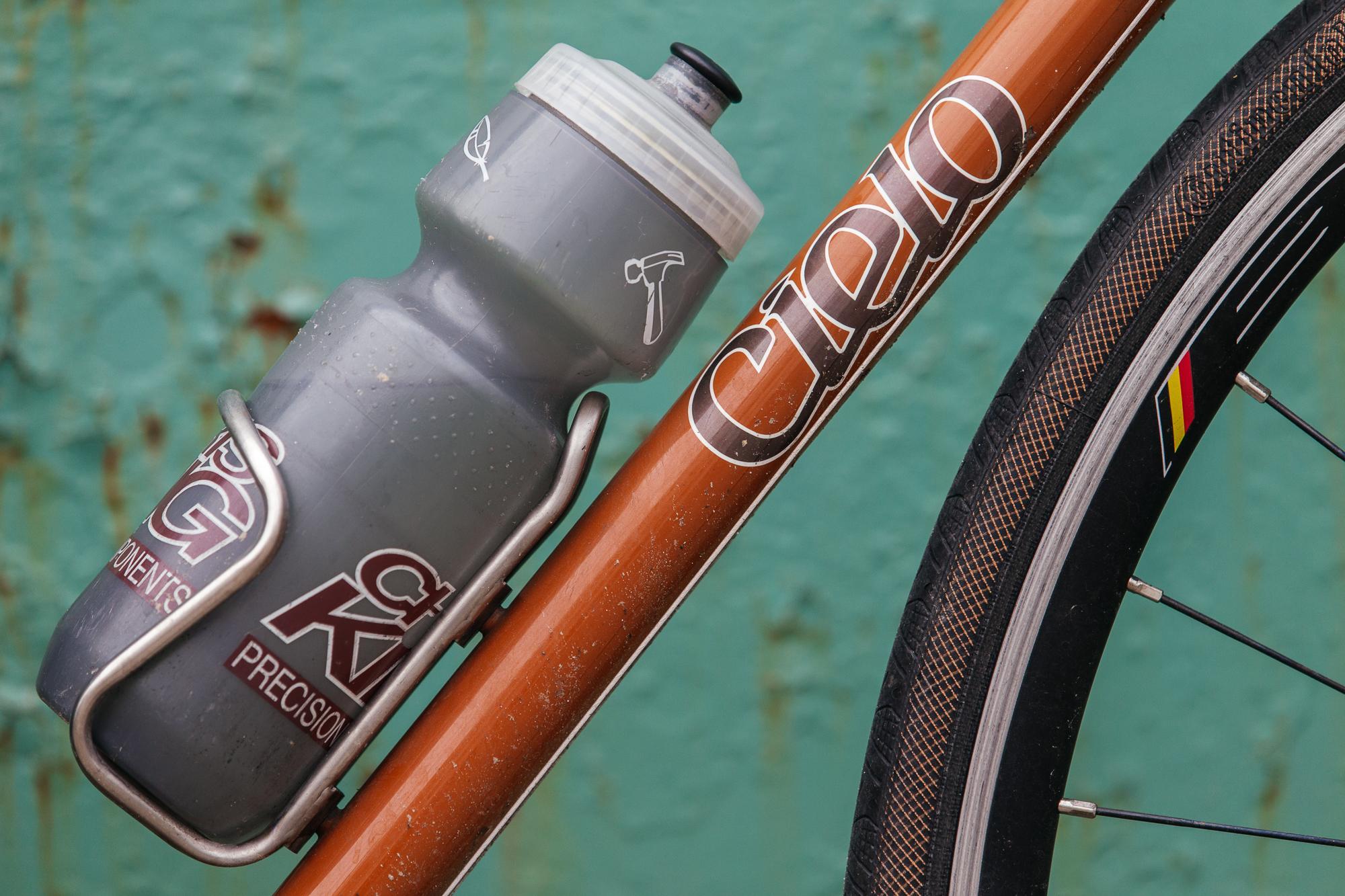 Circles Japan Personal Bike Show: Chris King's Own Cielo – John