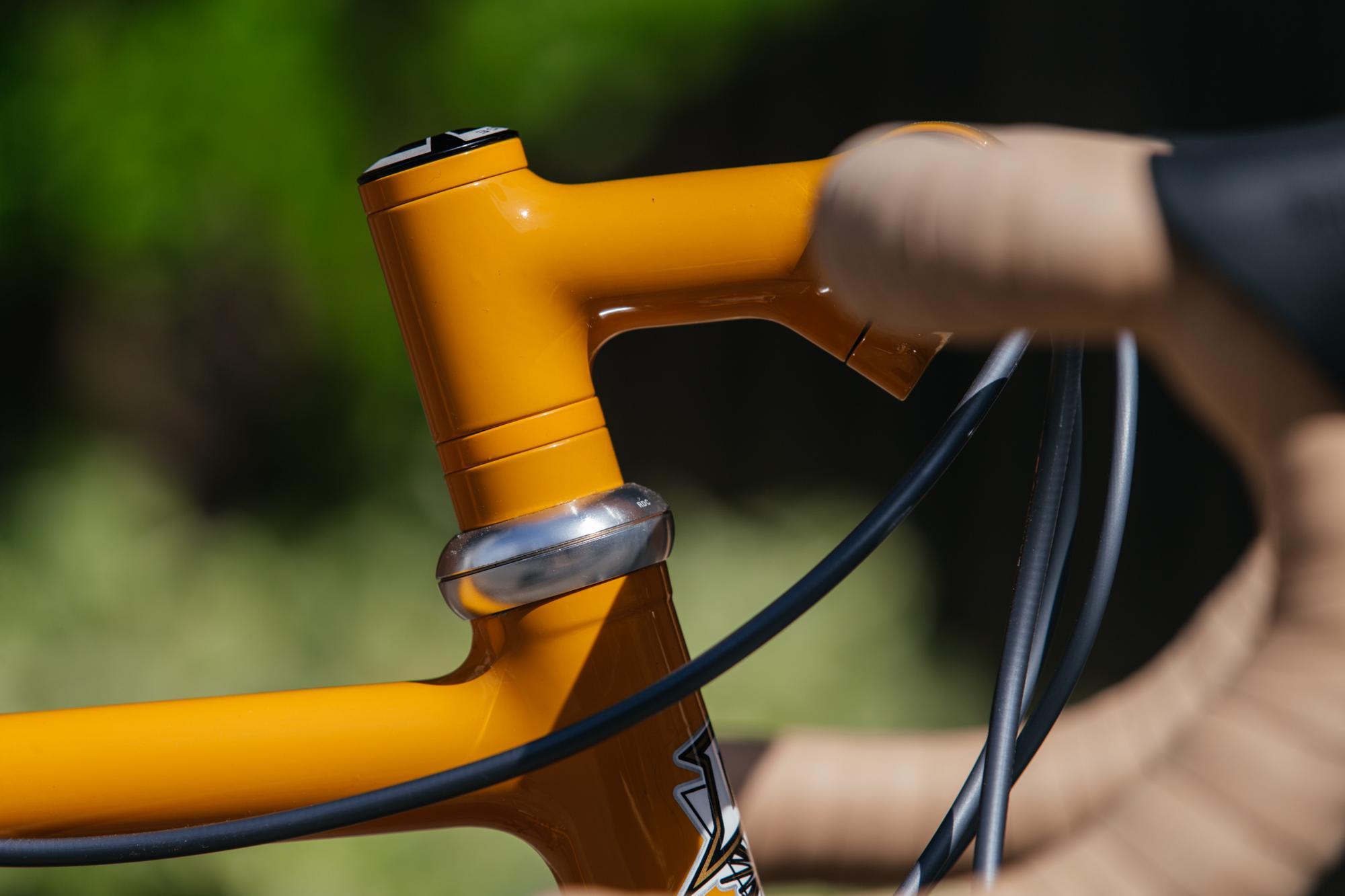 Circles Japan Personal Bike Show: Dobbat's Succeed Fillet Road
