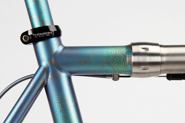 Firefly Bicycles: May the Wind Be At Your Back