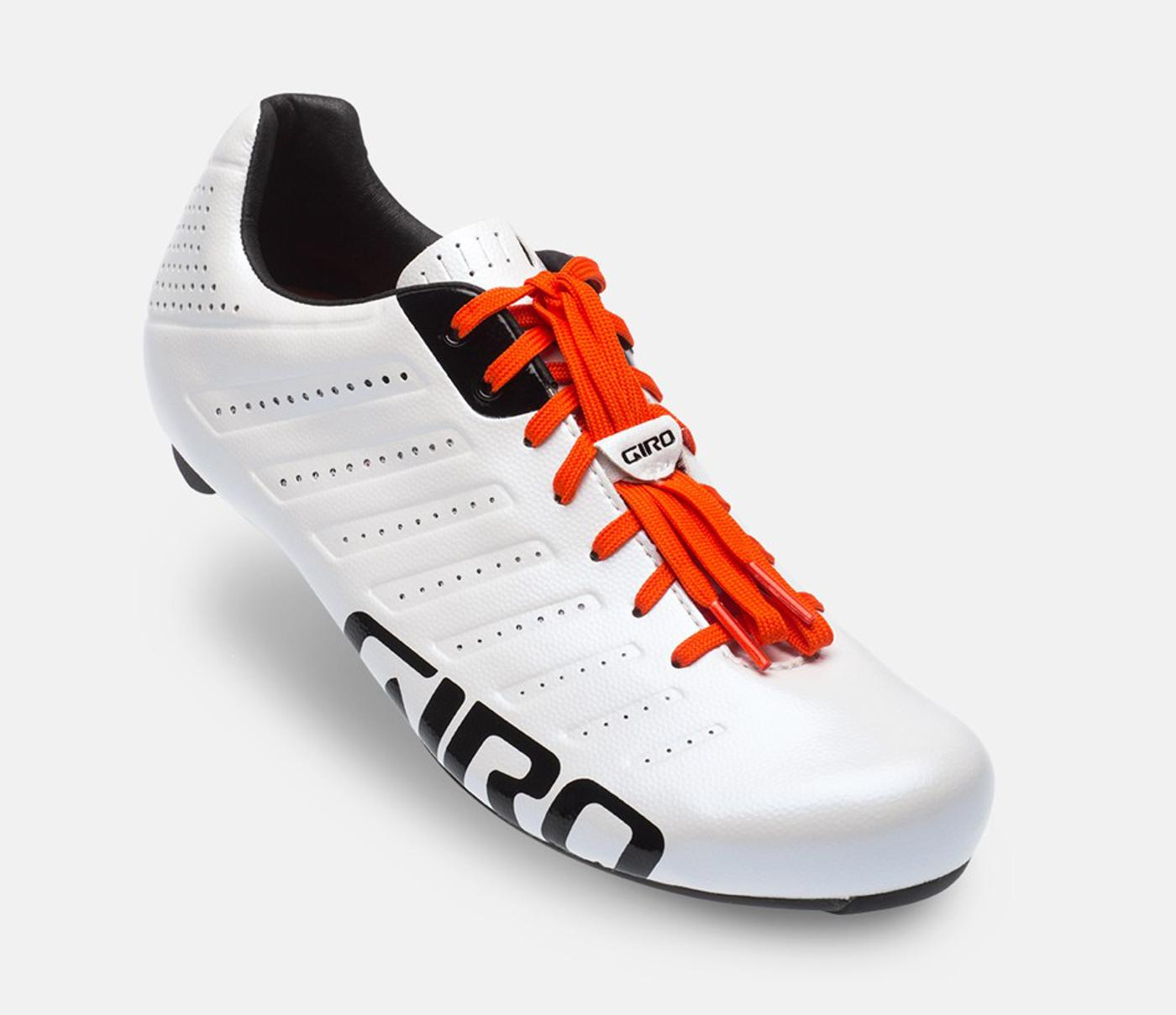 Are Your Giro Laces Cooked?