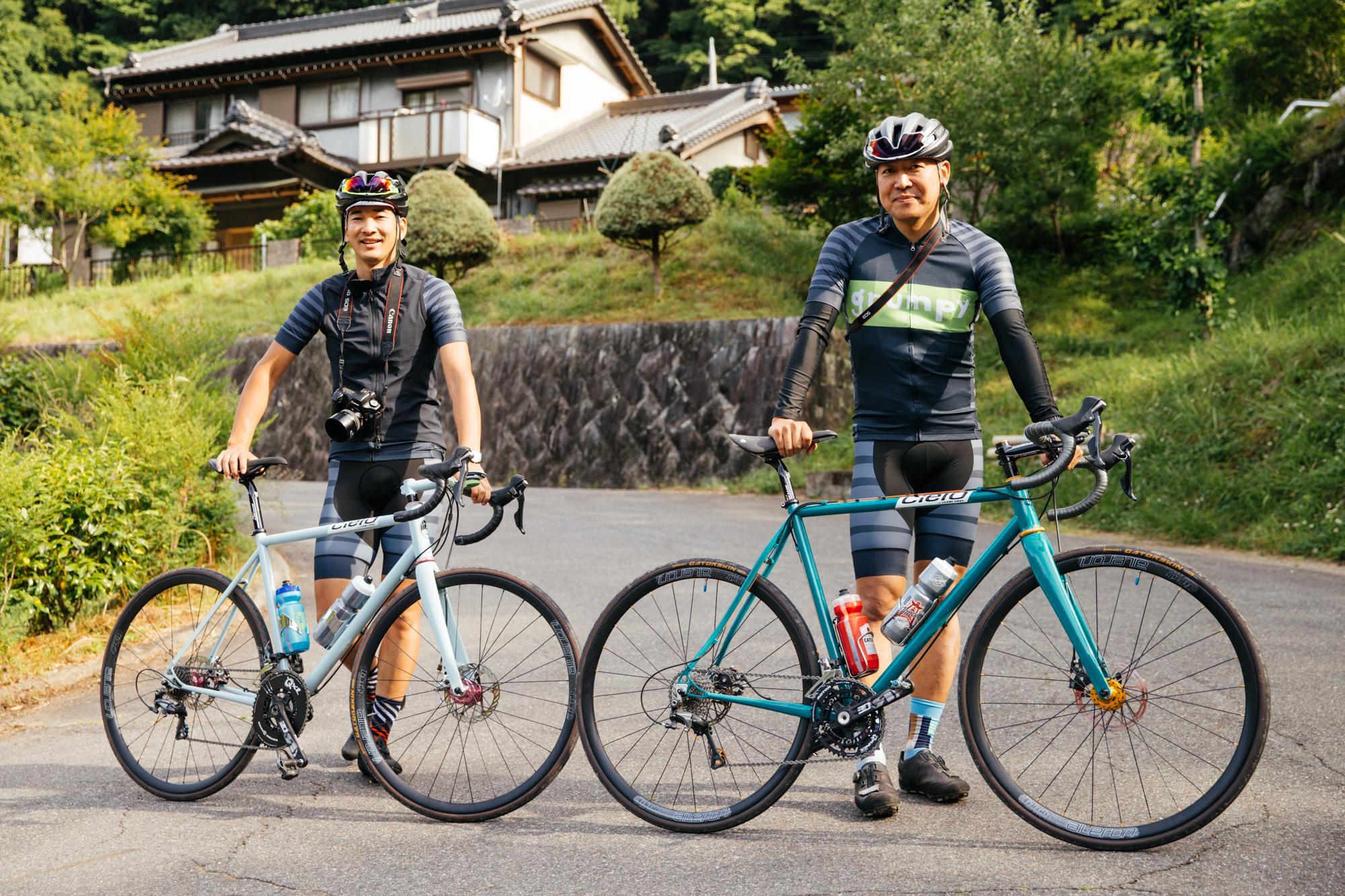 Riders!