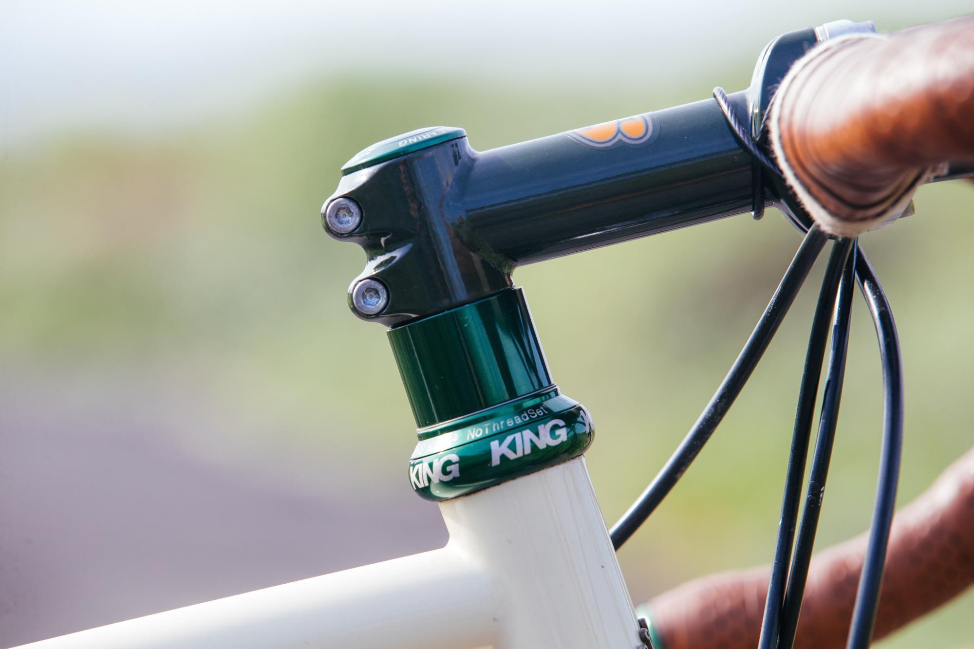Circles Japan Personal Bike Show: Jeremy's Sycip Break-Away Road