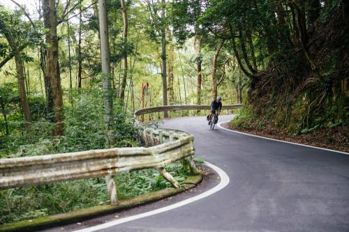 Back-road into Atami - such a ripper!