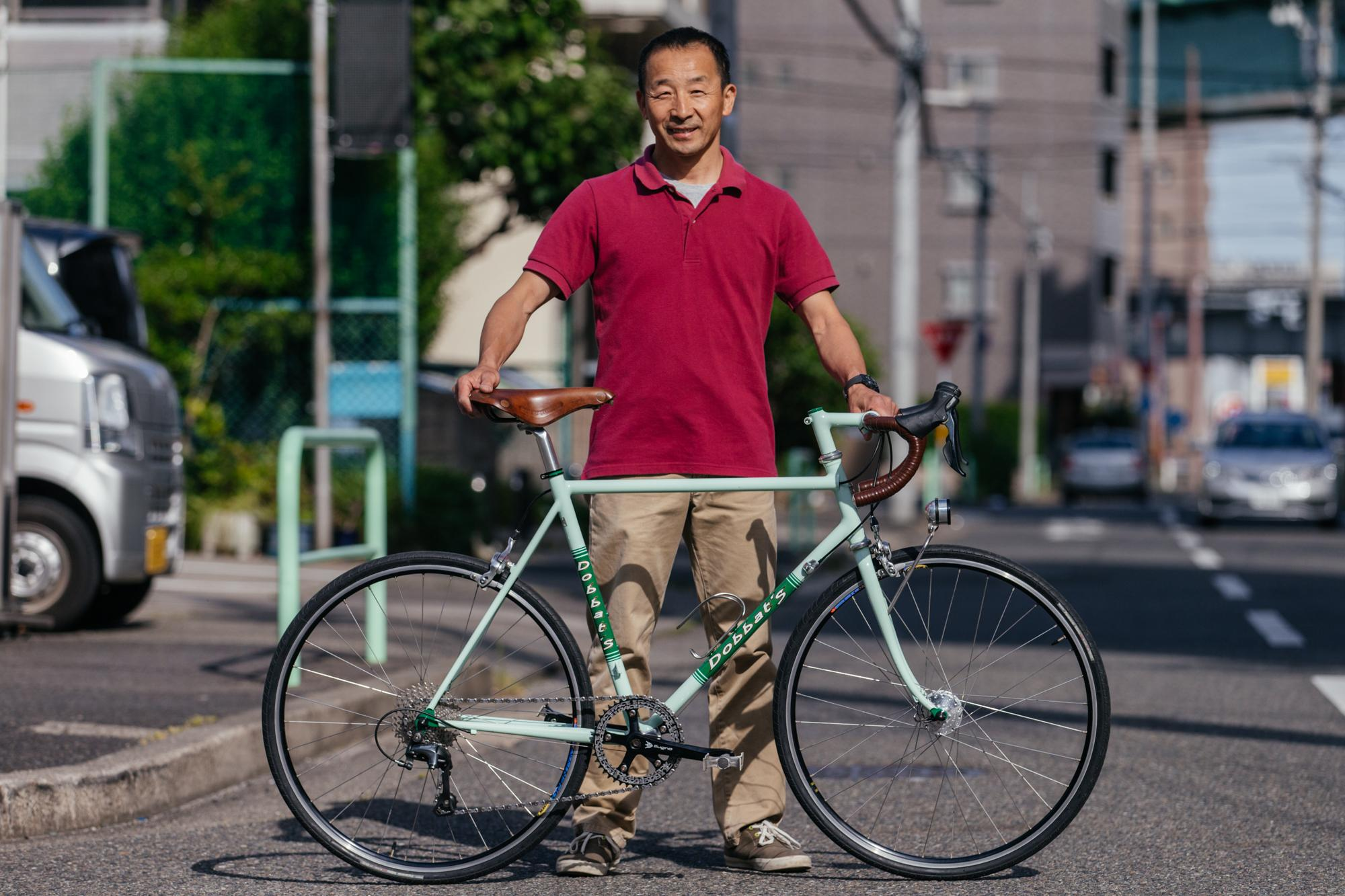 Takayoshi and His Clever Dobbat's Commuter
