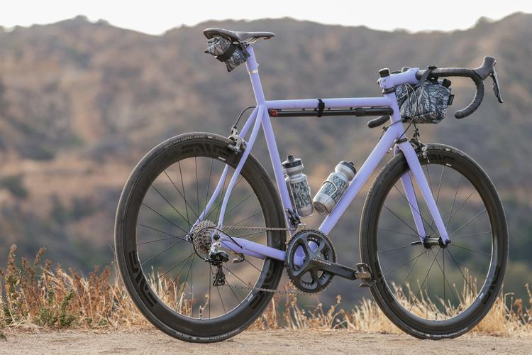 On a Steel Horse I Ride: the Speedvagen OG1 Road Bike
