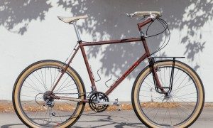 "One Mad Max Bruce Gordon 26"" Touring Bike"