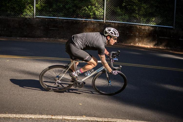 Spooky Cycles: Mulholland Road Frameset