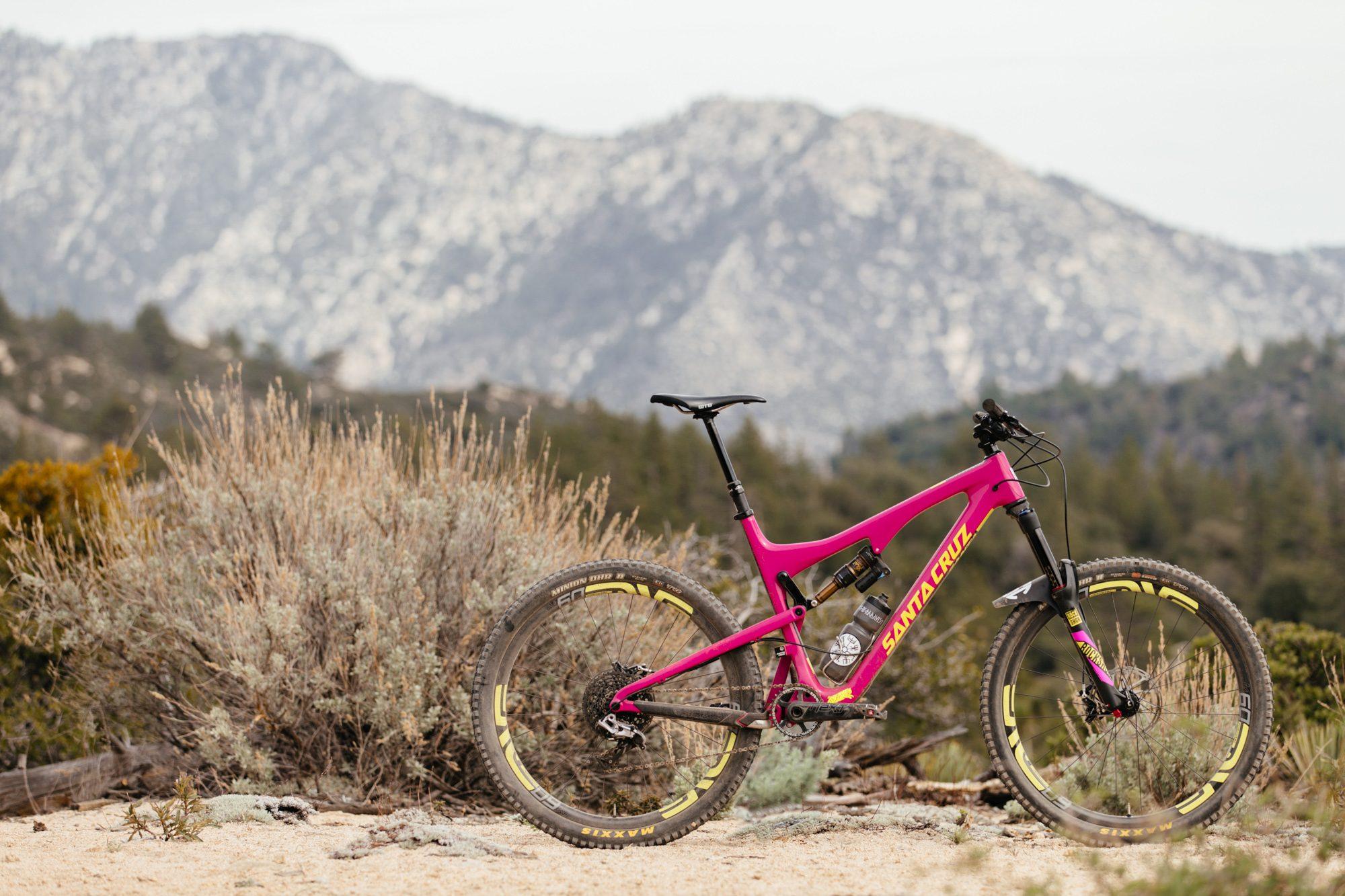 Drinkin' the Kalimotxo Santa Cruz Bicycles Bronson CC | The Radavist