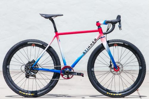 Kyle's Red White and Blue Stinner Monster Cross