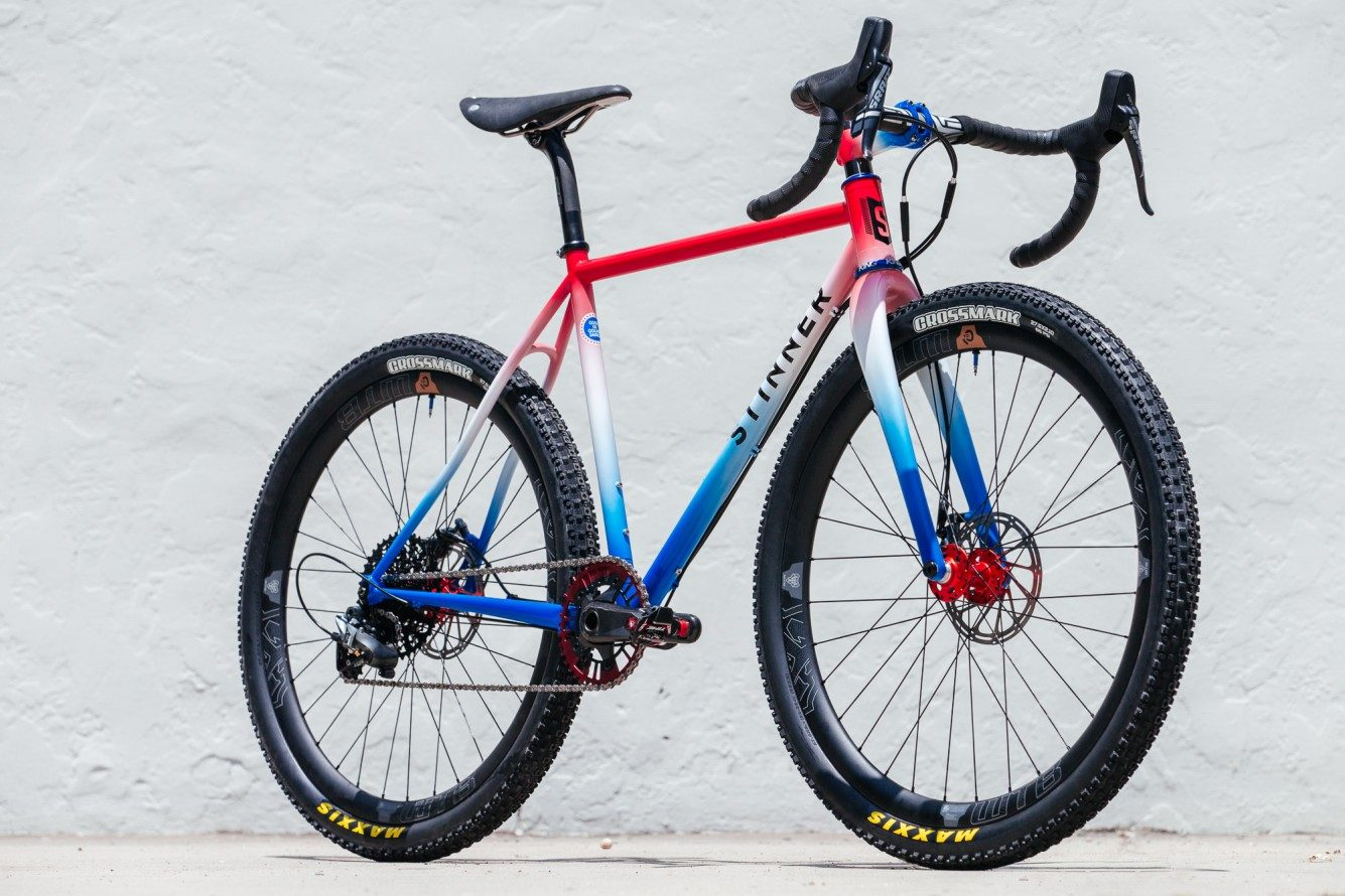 A 4th Of July Red White And Blue Stinner Frameworks