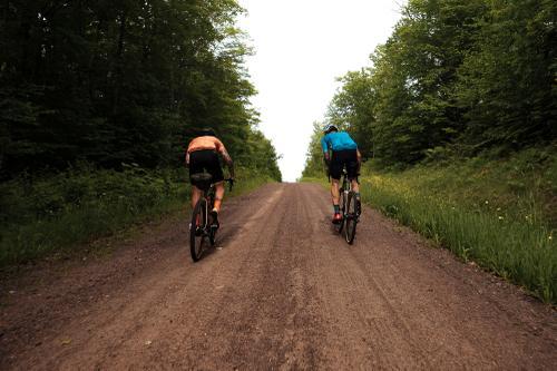 Fire roads. Ottawa National Forest