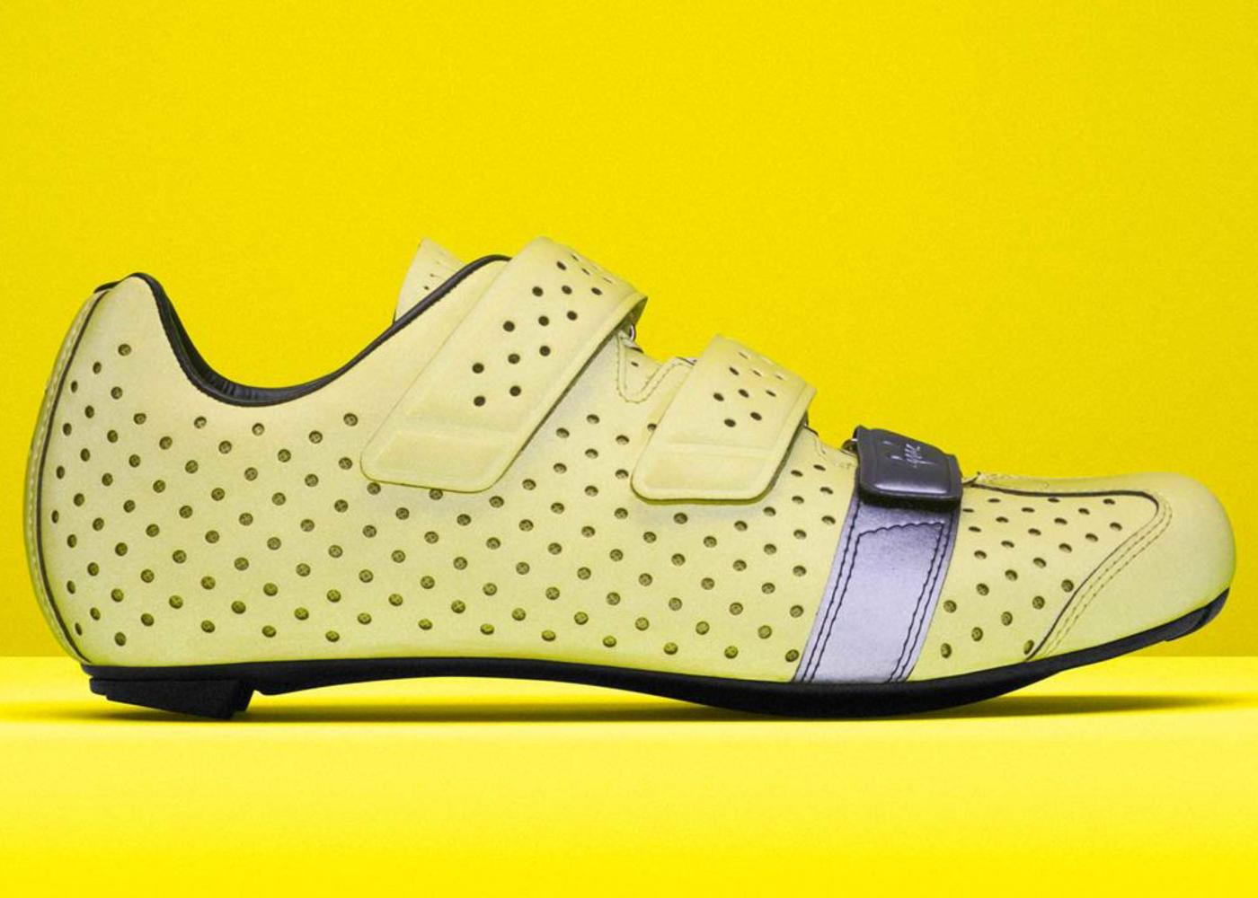 Rapha's Reflective Climber's Shoes