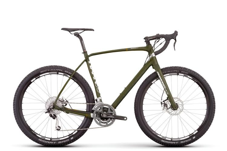 Diamondback's New 27.5 Haanjo EXP Carbon Touring Bike