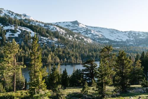 Eagle Lakes