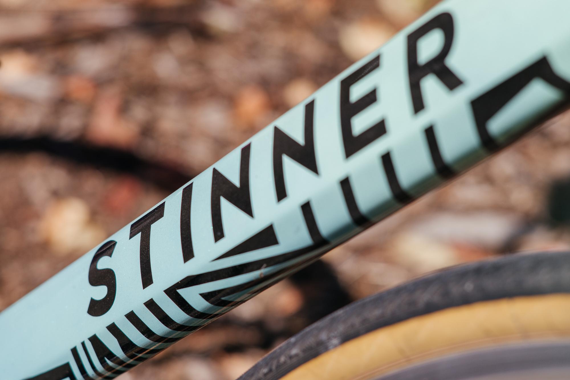 Devin's Stinner Frameworks Gator Track