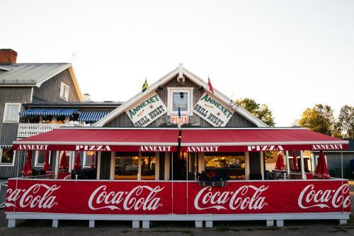 Coca Cola temple.