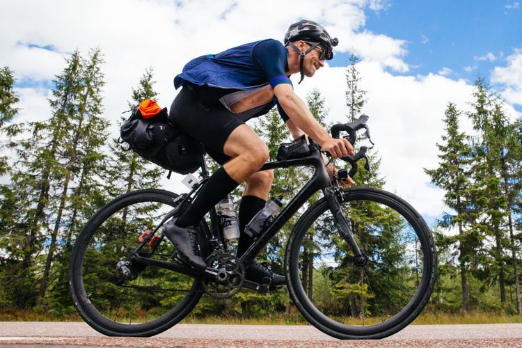 A Trio of Sverigetempot Bikes
