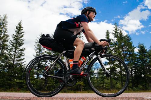 Sverigetempot Bikes: Johan's Focus