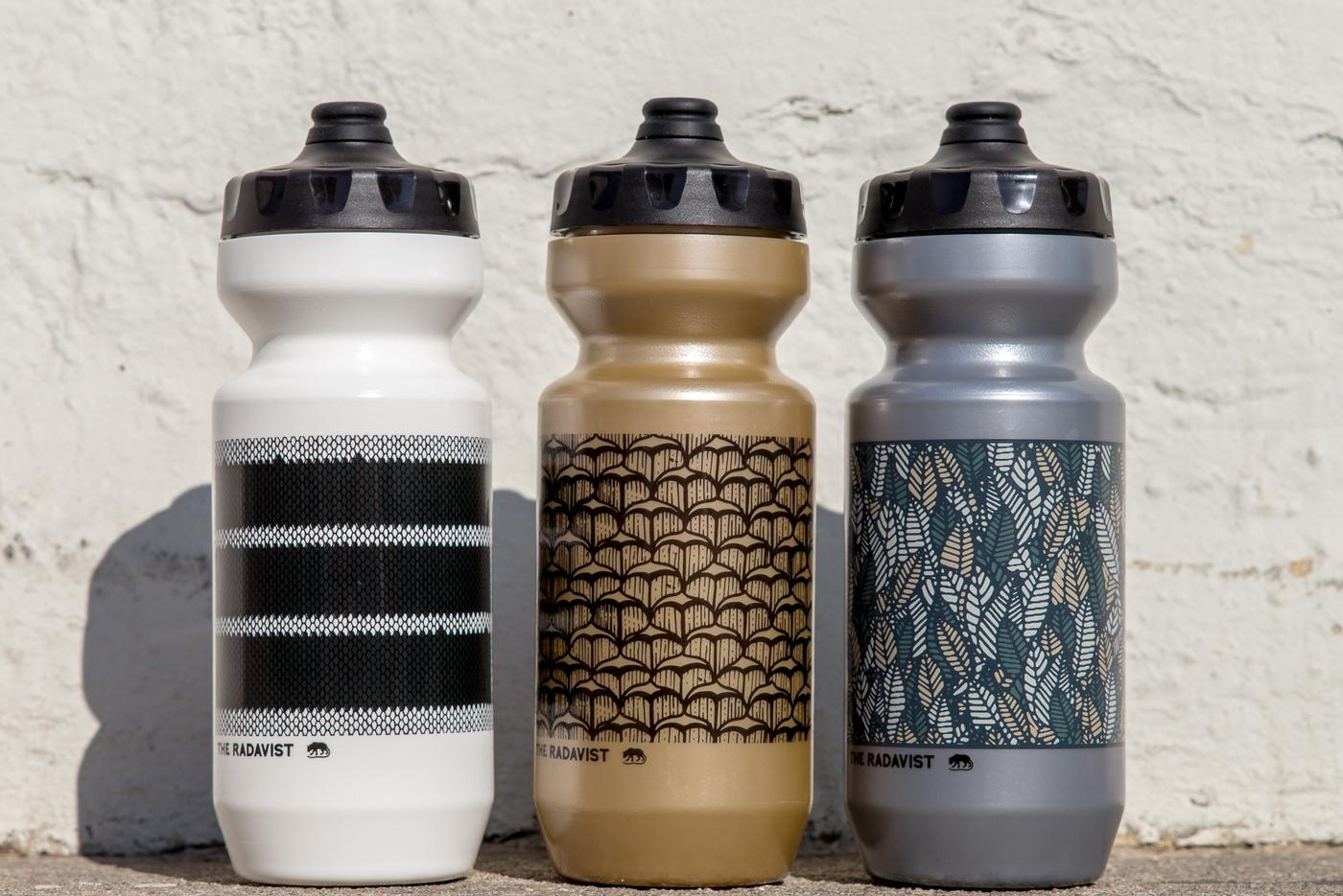 Sold Out! California Trail Friends Purist Bottle Pack
