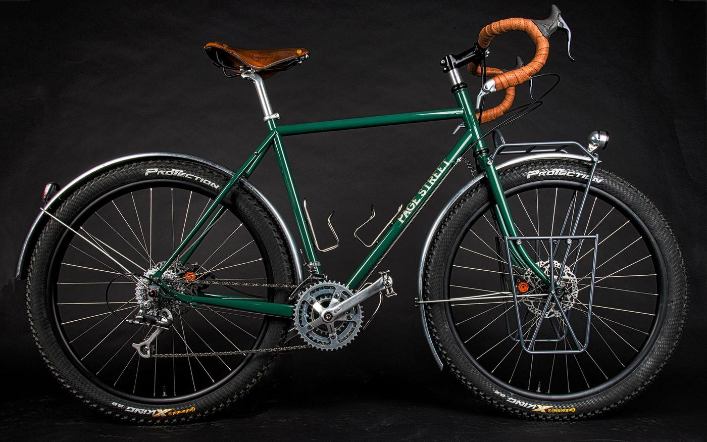Introducing Page Street Cycles by Christopher Igleheart and Joseph Ahearne